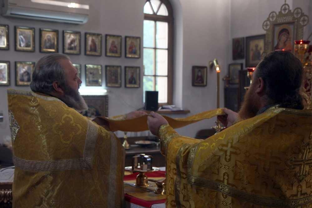 Пачаессеие манахи о 8 вселенском соборе